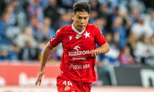 «Висла» с Жуковым в старте не может выиграть три матча подряд в чемпионате