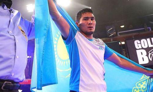 Казахстанский боксер обратился к Усику после его победы над Джошуа
