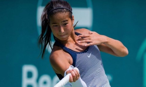 «У меня были шансы». Казахстанская теннисистка объяснила ранний вылет с Astana Open WTA 250
