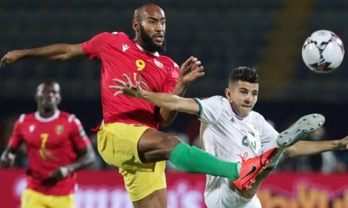 Футболист «Кайрата» вызван в африканскую сборную