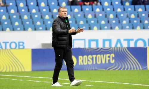 Наставник российского клуба оценил игру казахстанского защитника