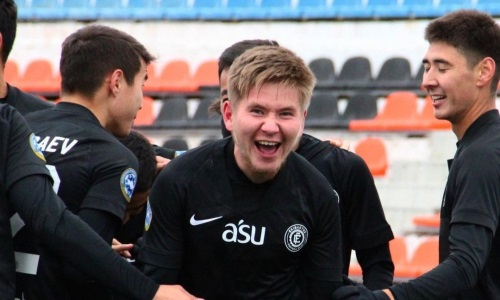 «Экибастуз» продлил беспроигрышную серию в Первой лиге до восьми матчей