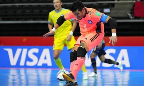 Капитан сборной Казахстана по футзалу нашел еще одну мотивацию на матч с Ираном и назвал трех фаворитов ЧМ-2021