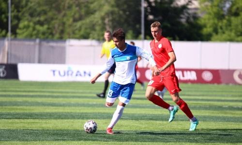 «Академия О?т?стік» разгромила молодежный состав «Кызыл-Жара СК» в матче Первой лиги