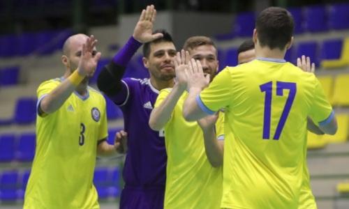 ФИФА отреагировала на невероятный камбэк сборной Казахстана в четвертьфинале ЧМ-2021 по футзалу