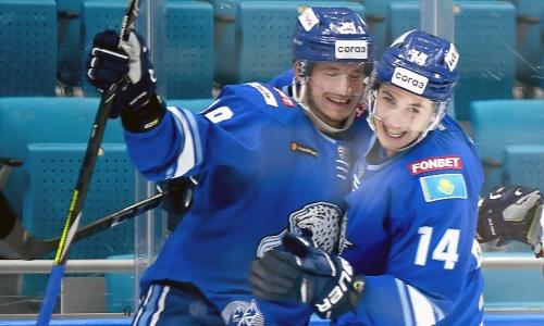 «Стоит особо отметить». Главных творцов яркой победы «Барыса» в КХЛ выделили в России