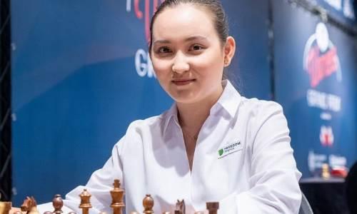 Казахстанские шахматистки идут третьими на старте чемпионата мира