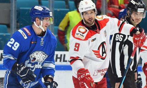 «Успели по несколько раз ликвидировать угрозы». СМИ России рассмотрело важные моменты победы «Барыса» в КХЛ