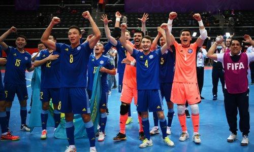 «Боялись имен игроков соперника». Как в Иране отреагировали на поражение от Казахстана в 1/4 финала ЧМ-2021 по футзалу