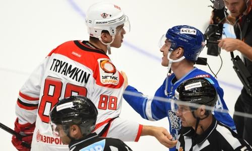 """«Встреча """"Барыса"""" могла бы стать самой драматичной». Матч казахстанцев затмила более эпичная игра в КХЛ. Видео"""