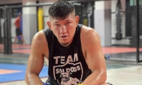 «Я вряд ли смог бы это повторить». Куат Хамитов назвал единственного казахстанского бойца, от которого он фанатеет
