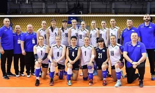 Казахстан выступит на клубном чемпионате Азии по волейболу