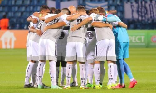 Еврокубковый обидчик «Кайрата» потерпел второе поражение подряд в Лиге Конференций