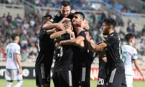 Разгромом хозяев закончился матч соперников «Кайрата» по группе Лиги Конференций