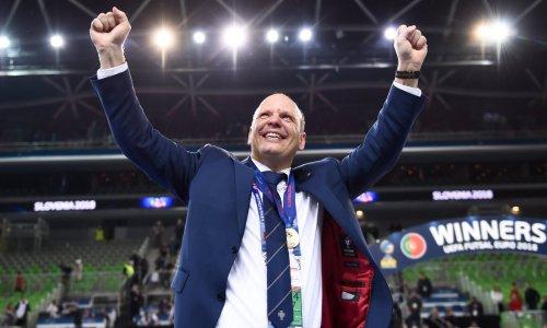Тренер сборной Португалии после матча назвал Казахстан отличной командой мирового уровня