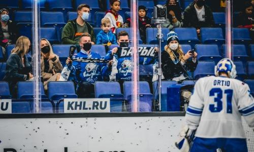 «Поражает воображение». КХЛ оценила расклад сил в матче «Динамо» Москва — «Барыс»