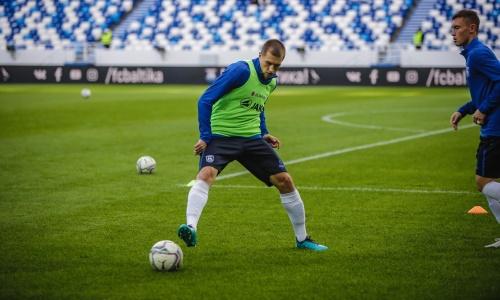 Футболист российского клуба вызван в сборную Казахстана на матчи с Боснией и Финляндией