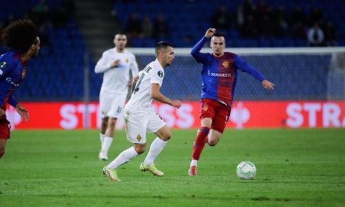 Казахстан опустился на одну позицию в рейтинге коэффициентов УЕФА после поражения «Кайрата»