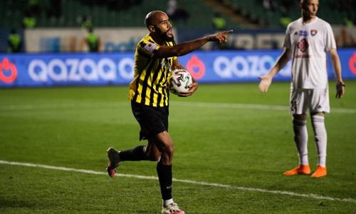 Автор первого гола «Кайрата» в группе еврокубков не сыграет в матче КПЛ