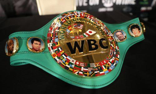 Сорвался первый бой за титул чемпиона мира в новом весе от WBC. Известна причина