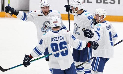 СМИ России выдало смелый прогноз на матч КХЛ «Динамо» Москва — «Барыс»