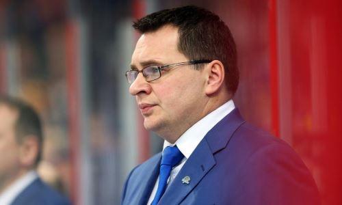 Бывший наставник «Барыса» Назаров раскрыл детали контракта с клубом КХЛ
