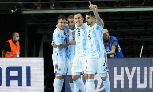Аргентина — Португалия: прямая трансляция финала ЧМ-2021 по футзалу