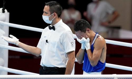 Судейство боев казахстанских боксеров на Олимпиаде в Токио получило оценку их главного тренера
