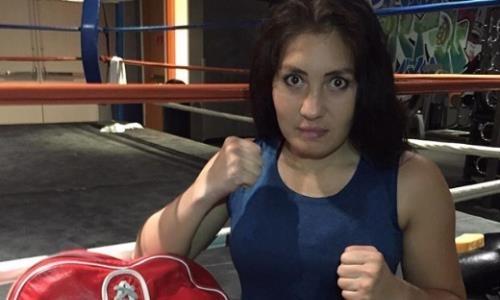 «Хочу попробовать побить тебя». Аида Сатыбалдинова получила вызов от казахстанки и приняла его