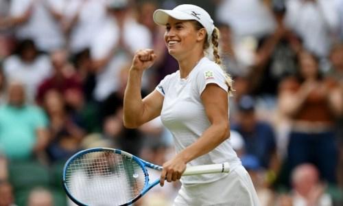 Путинцева пробилась в финал турнира WTA в Нур-Султане