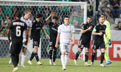 Соперник «Кайрата» забил лучший гол второго тура Лиги Конференций. Видео