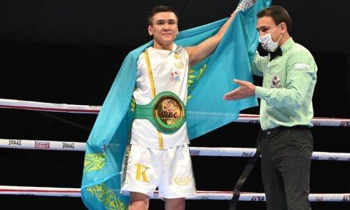 «Казахстанская сенсация». Промоутер анонсировал бой Кулахмета и озвучил полный кард турнира в Великобритании