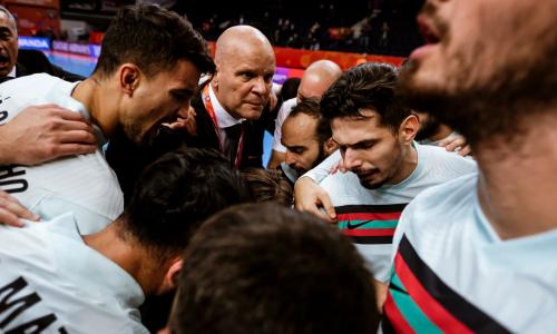«Этим все сказано». Тренер сборной Португалии высказался о победе над Казахстаном в полуфинале ЧМ-2021 по футзалу