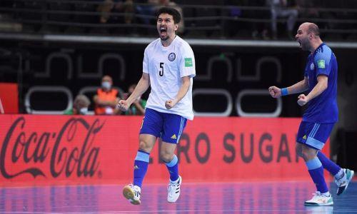 Где смотреть трансляцию матча Бразилия — Казахстан за «бронзу» ЧМ-2021 по футзалу