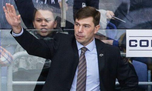 Наставник «Динамо» доволен победой над «Барысом» в непростой ситуации