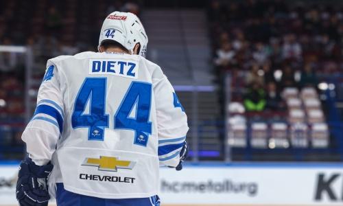 Капитан «Барыса» стал второй звездой матча КХЛ