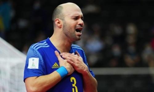 Назван победитель матча Бразилия — Казахстан за «бронзу» ЧМ-2021 по футзалу