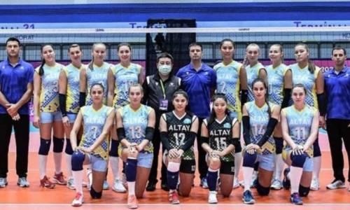 «Алтай» с победы стартовал на клубном чемпионате Азии
