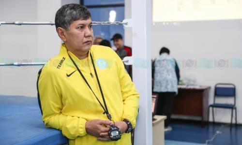Галым Кенжебаев объяснил личную неудачу на Олимпиаде-2020