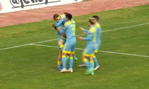 «Астана» с блестящим Томасовым победила «Жетысу» и сохранила лидерство в КПЛ