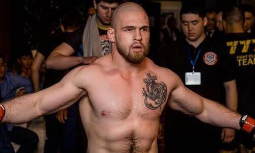 Казахстанский файтер наехал на чемпиона UFC