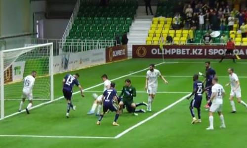 Видеообзор матча Премьер-Лиги «Тобол» — «Ордабасы» 3:1