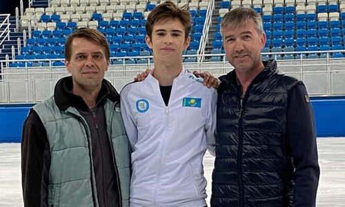 Казахстанский фигурист стал вторым на Гран-При в Гданьске