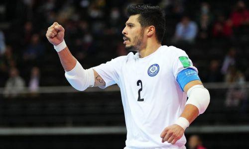 Игроки сборной Казахстана захватили ТОП-3 чемпионата мира по футзалу