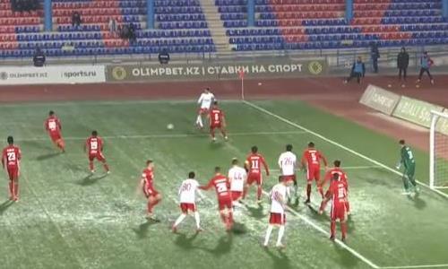 Видеообзор матча Премьер-Лиги «Кайсар» — «Актобе» 0:2