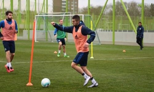 Сборная Боснии и Герцеговины вслед за лидерами лишилась еще одного футболиста на матч с Казахстаном