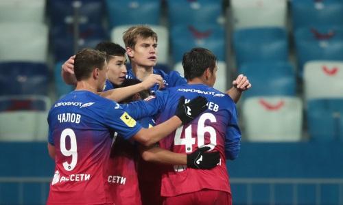 Зайнутдинов узнал свою оценку за матч в составе ЦСКА с прямым конкурентом за еврокубки