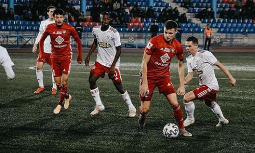 Фоторепортаж с матча Премьер-Лиги «Кайсар» — «Актобе» 0:2