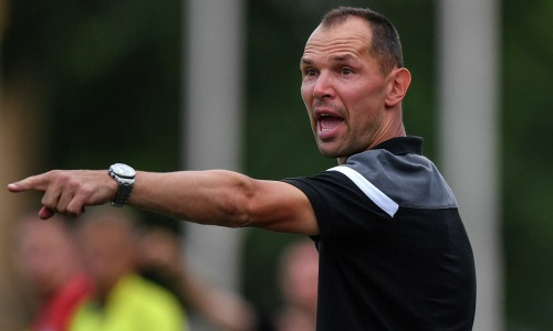 Российский клуб Муртазаева официально определился с новым главным тренером