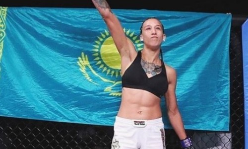 Казахстан будет представлен в главном карде турнира UFC